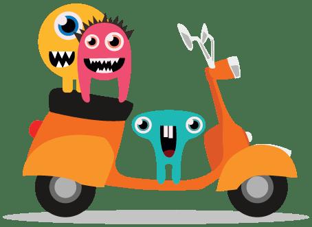 carnet de moto autoescuela ikastek bilbao mostruitos